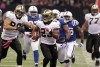 Saints set points record, beat Colts 62-7