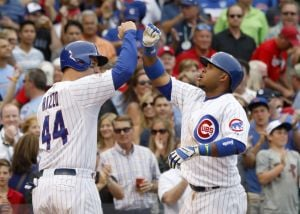 Cubs hand Cardinals 4th straight loss