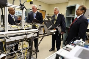 Purdue Cal shows off manufacturing expertise