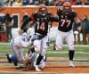 Colts blow chance to clinch, fall to Bengals 42-28