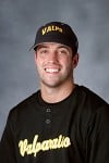Valparaiso baseball player Damon McCormick