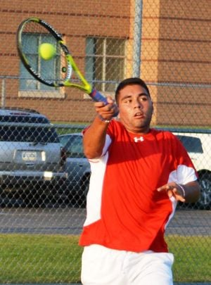 C.P.'s Kendall ready for boys tennis postseason