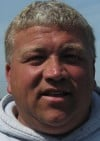 Wally McCormack, Portage coach