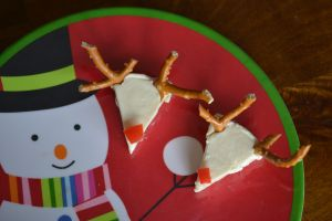 Making the holidays yummy for the kids' table