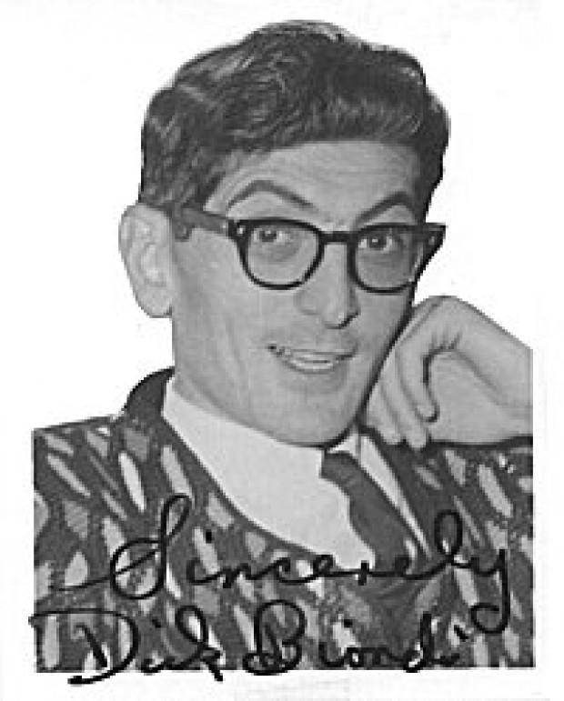 Dick biondi promotional item