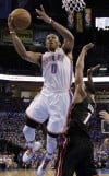 Oklahoma City set to become regular NBA June stop