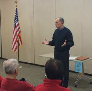 Visclosky talks steel and South Shore at forum