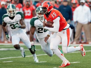 Michigan State stifles Illinois in Big Ten win