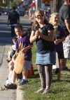 Hobart school, community spirit on parade