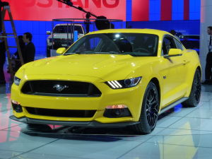 Five great Mustangs from its 50-year history