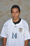 Bloom Twp. soccer player Raymundo Munoz