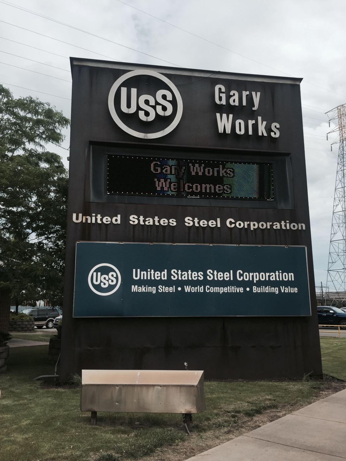 u s steel investing in gary works to restart granite city hot strip northwest indiana. Black Bedroom Furniture Sets. Home Design Ideas