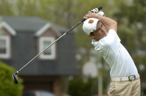 Wheeler's Heinold prepared for his golf season and career