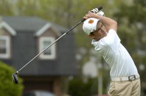 Wheeler's Heinold prepared for his golf season and career