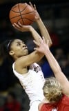 Purdue Calumet's Tierra Turner 