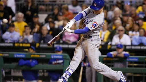 UPDATE: Cubs continue dominance of Pirates in win | Chicago Cubs | nwitimes.com