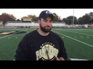 Griffith's Geffert talks about Panthers turnaround