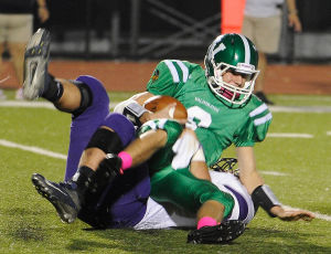 Gallery: Merrillville at Valparaiso football game