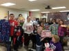 Builders Club raise money needy family