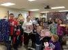 Builders Club raise money needy family