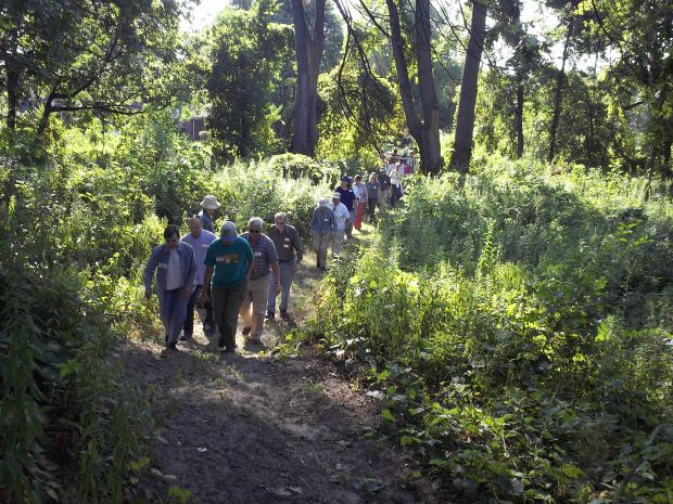 Shirley Heinze Land Trust hosts bus tour of nature preserves