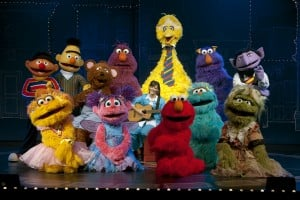 Take a musical stroll down Sesame Street