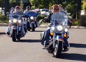 NIPSCO employees, families ride to aid Red Cross