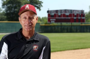 Andrean's Dave Pishkur is the Times Baseball Coach of the Year