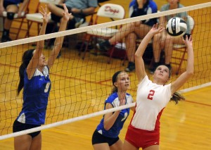 Crown Point junior setter picks East Tennessee State