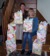 Tri Kappa chapter delivers gift bags to shelter