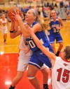 Lake Central's Nikki Adams