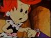 Wilma Flintstone Observes Stone Sundial Wristwatch