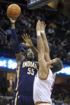 Irving scores 22 to push Cavs past Pacers