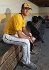 The Times Player of the Year Marian Catholic's Brett Lilek