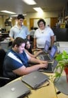 Lowell student donates upgraded computers to Adult Learning Center