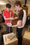 Crown Point High School robotics teams look to win at VEX World Championship
