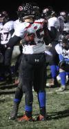 Lowell at New Prairie football