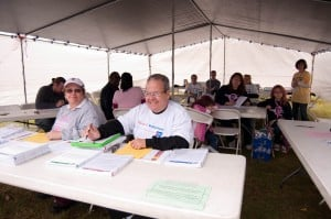 Participants raise more than $200K at M'ville breast cancer walk