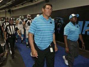 NFL coaches, players mingling more in locker rooms
