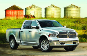 2015 Dodge Ram brings power to fuel economy