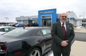 Christenson Chevrolet to unveil expansion
