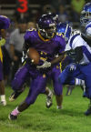 Prep football, Clark at Gavit