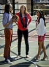 Griner, Delle Donne and Diggins dealt with bullies
