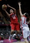 Team USA routs China in women's hoops