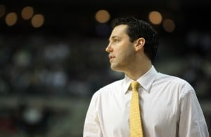 AL HAMNIK: Bryce Drew's heart with the VU Crusaders for now