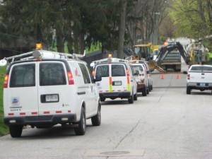 Gas leak prompts evacuation of Valparaiso middle school