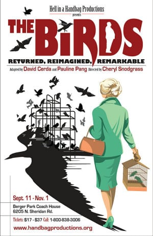 OFFBEAT with PHIL POTEMPA: Hammond grad's Tippi tribute is stage return of 'Birds'