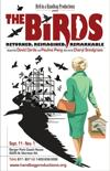 "David Cerda's ""The Birds"" Stage Parody Poster"