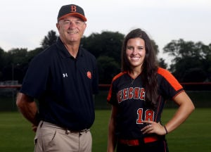 Beecher's Kevin Hayhurst is Times softball coach of the year