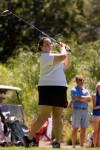 Highland golfer Megan Crook